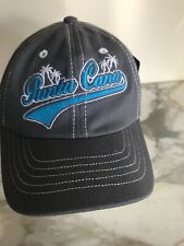 Gray Punta Cana Embroidered Youth Baseball Hat Cap Adjustable Strap