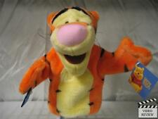 Tigger - Winnie the Pooh hand puppet; Applause NEW