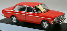 Volvo 144 Limousine 1966-74 Red Red 1:43 atlas