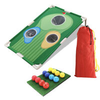 GL001 Backyard Indoor Outdoor Golfing Chipping Net Golf Practice Set for All Age