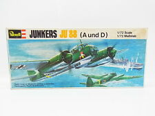LOT 44576 | Revell H-113 Junkers Ju 88 (A und D) Bausatz ungebaut 1:72 in OVP