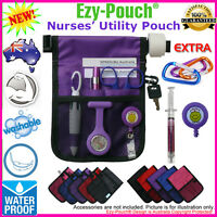 Sale! HQ Ezy-Pouch® Nurse Vet Utility Pouch Bag Pocket Pick Color Pack + Bonus