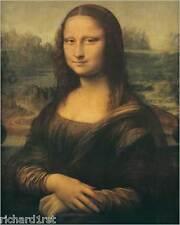 Jigsaw puzzle Renaissance Art Mona Lisa 1000 piece NEW made in USA