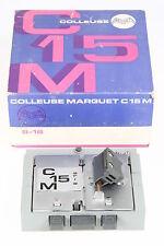 Arguet C15M Filmklebepresse 8-16mm mit Anleitung und OVP