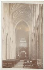 Bristol Postcard - St Mary's Redcliff   A5848