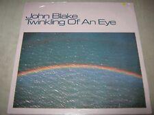 JOHN BLAKE Twinkling Of An Eye RARE SEALED New Vinyl LP 1985 NoCut James Simmons