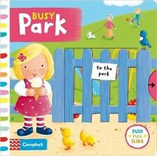 Busy Park by Pan Macmillan (Board book, 2014)-9781447257523-F046