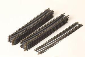 Fleischmann H0 11x Straight Tracks Track 6001 (189858)
