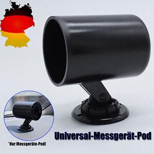 Instrumenten Halter Halterung Turbo Boost Armaturenbrett Träger 52mm Universal