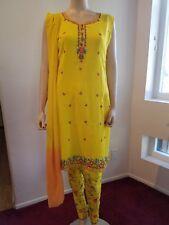 Readymade punjabi Indian Pakistani bollywood party 3pc churidar Salwar Kameez 40