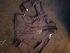used black size small superdry coat