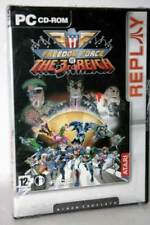 FREEDOM FORCE VS THE 3RD REICH WINDOWS NUOVO ITALIANO DVD GAME