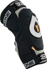 SixSixOne 661 EVO Knee Guards Pads Brace YOUTH d30 Protective Gear L BMX MTB MX