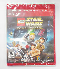 Lego Star Wars : The Complete Saga  for PlayStation 3 PS3 *BRAND NEW & SEALED*