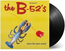 THE B-52'S - DANCE THIS MESS AROUND (BEST OF)  VINYL LP NEW+