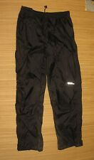 #7894 WATERPROOF PACKABLE SEAM SEALED NYLON SHELL PANTS MEN'S LARGE EXC. USED