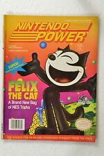 Sept Vol 40 Nintendo Power Magazine W/poster + Cards Felix