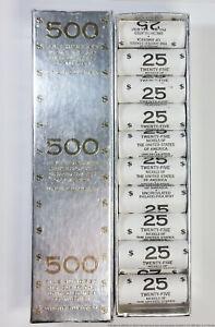 500 Uncirculated Jefferson Buffalo Nickels United States 2005-P