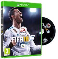 FIFA 18 XBOX ONE GIOCO USATO ITALIANO OTTIME CONDIZIONI CALCIO 2018 UFFICIALE