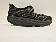 Women's Skechers Shape Ups Mary Jane Black Fitness Sneakers Shoes Sz 9.5M/EU 40