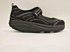 Women's Skechers Shape Ups Mary Jane Black Fitness Sneakers Shoes Sz 9.5M/EU 40