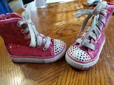 Skechers High Top Shoes Toddler 5