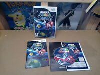 Super Mario Galaxy PAL (Nintendo Wii, 2007) Original Release Tested Mint Disc