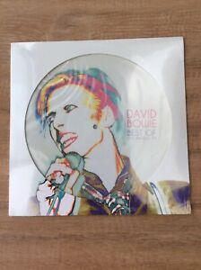 David Bowie - Best Of Los Angeles 1974 - Picture Disc - N/M 2020 Vinyl Record