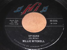 Willie Mitchell: Up-Hard / Beale Street Mood 45 - Soul