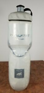 POLAR Insulated Water Bottle 24oz With Polar Bear Picture