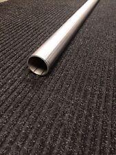 "1 1/2"" Stainless Steel Exhaust Straight Tubing - 1.5"" Outside Diameter - 5' Long"