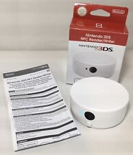 Nintendo 3DS NFC Reader/ Writer - with box - Instructions.  Great condition.