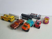 Diecast Vehicle Car Lot Hot Wheels Mattel Matchbox and Other Vintage and Modern