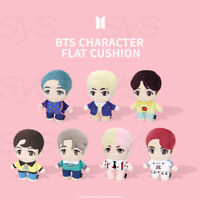 BTS POP-UP HOUSE OF BTS Official MD CHARACTER FLAT CUSHION + Tracking Number