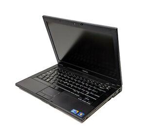 """Dell Latitude E6410 Core i5-520M 2.4Ghz 4GB 80GB SSD 14.1"""" Laptop Notebook"""