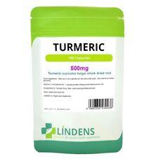 Lindens Curcuma Extrait de racine 500mg 100 gélules curcumine Curcuma Supplément