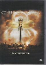 Coheed And Cambria - Neverender - DVD (2 x DVD + Booklet All Regions NTSC)
