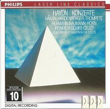 Haydn ~ Trompeten-, Cello-, & Hornkonzerte ~ Marriner