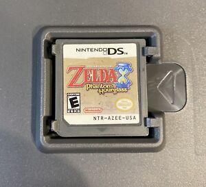 The Legend Of Zelda Phantom Hourglass. Nintendo DS