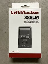 LiftMaster 888LM Security+2.0 MyQ Wall Control Panel New