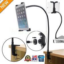 Tipo Flexo 360 Cómodo Soporte Sobremesa para Ipad 2 3 4 Mini Aire Tablet Negro