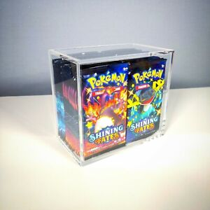 Pokemon Shining Fates 36 Pack Booster Box with Acrylic Case TCG Charizard