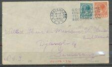 6+50 CT.VETH 178+197 OP LP.COUVERT 'S GRAVENHAGE-SEMARANG 14.XII.1932, AS. Zw147