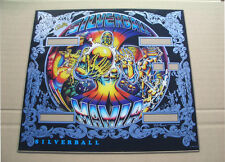 New! Bally Silverball Mania Pinball Machine Backglass Tiny Flaws Free Shipping!