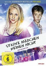 """Starke Mädchen weinen nicht (nach dem Jugendbuch """"Für Akkie"""") DVD NEU + OVP!"""
