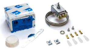 Kit Termostato Universal Para Nevera VI 109 Ranco K59-H1303002 2000mm