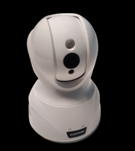 KAMTRON HD WiFi surveillance camera,with 350°/100° swivel,home and baby monitor