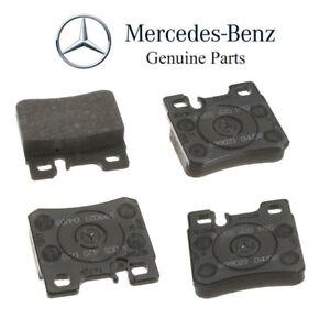 For Mercedes W124 R129 R170 W202 W211 GENUINE Rear Disc Brake Pad 0014209520