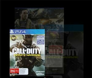 CALL OF DUTY Infinite Warfare (PS4 GAME) BRAND NEW, FREE POSTAGE.