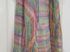 Ladies Coloured Poncho Beachwear/ Festivals Top size 20/22/24